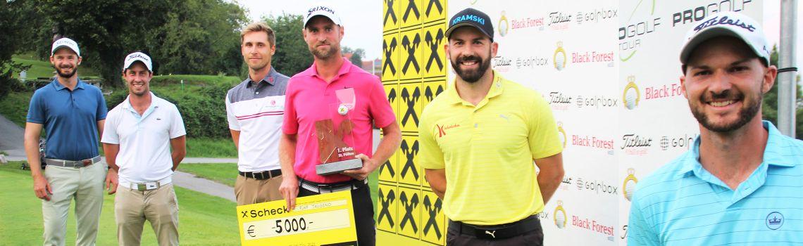 Raiffeisen Pro Golf Tour St Polten 2020 Pgt